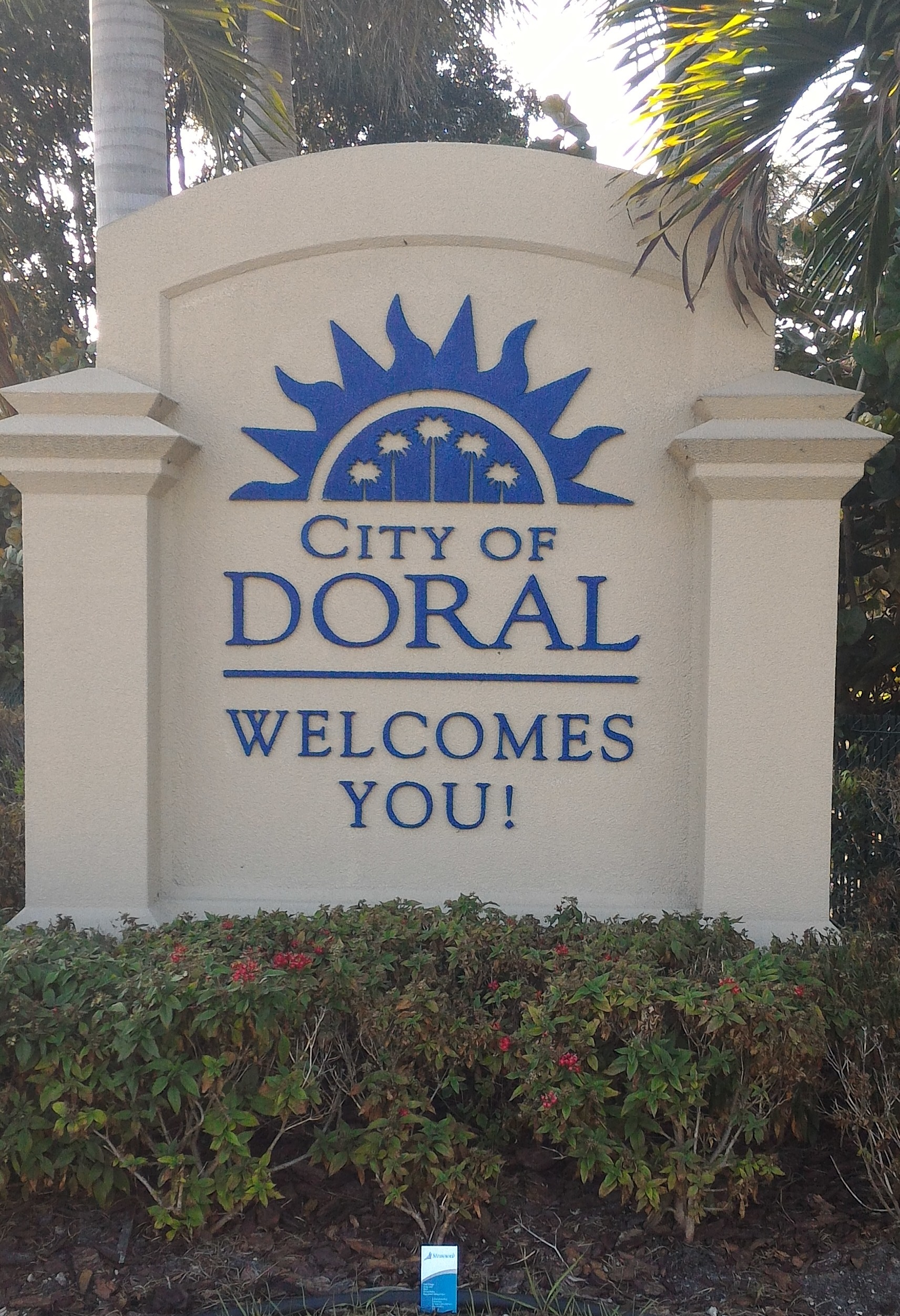 Welcome to Doral Florida