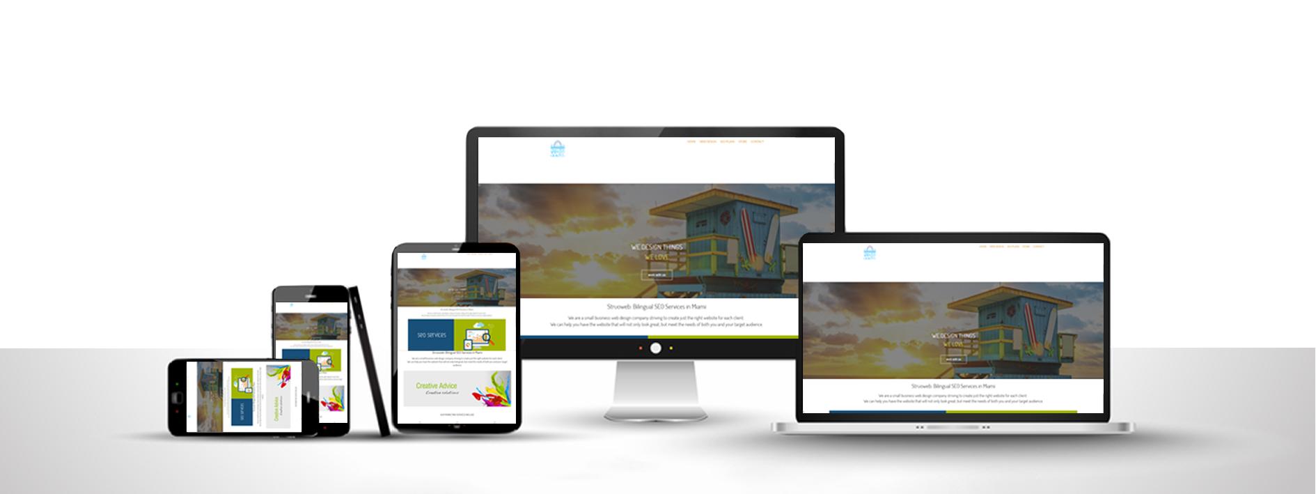 responsive web design miami