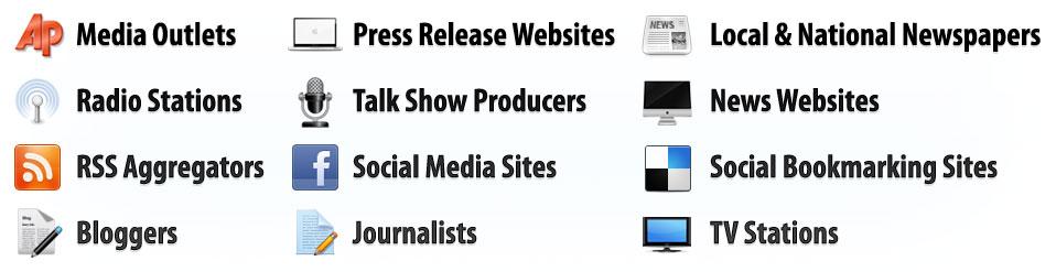 PRdistribution channels