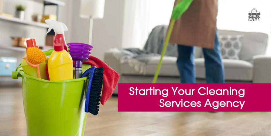 starting your cleaning services agency